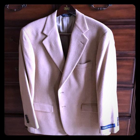 e59587f704c NEW - Polo by Ralph Lauren - Cashmere Sport Coat